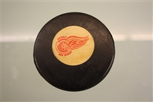 Detroit Red Wings Viceroy Official Game Puck