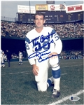 Dan Currie Autographed 8x10 Photo