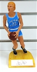 Larry Bird Autographed Custom Painted Figurine
