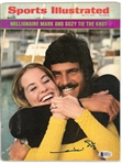 Mark Spitz Autographed 1973 Sports Illustrated