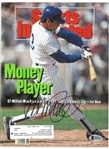 Ryne Sandberg Autographed 1992 Sports Illustrated