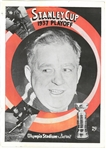 1937 Red Wings Stanley Cup Playoffs Program