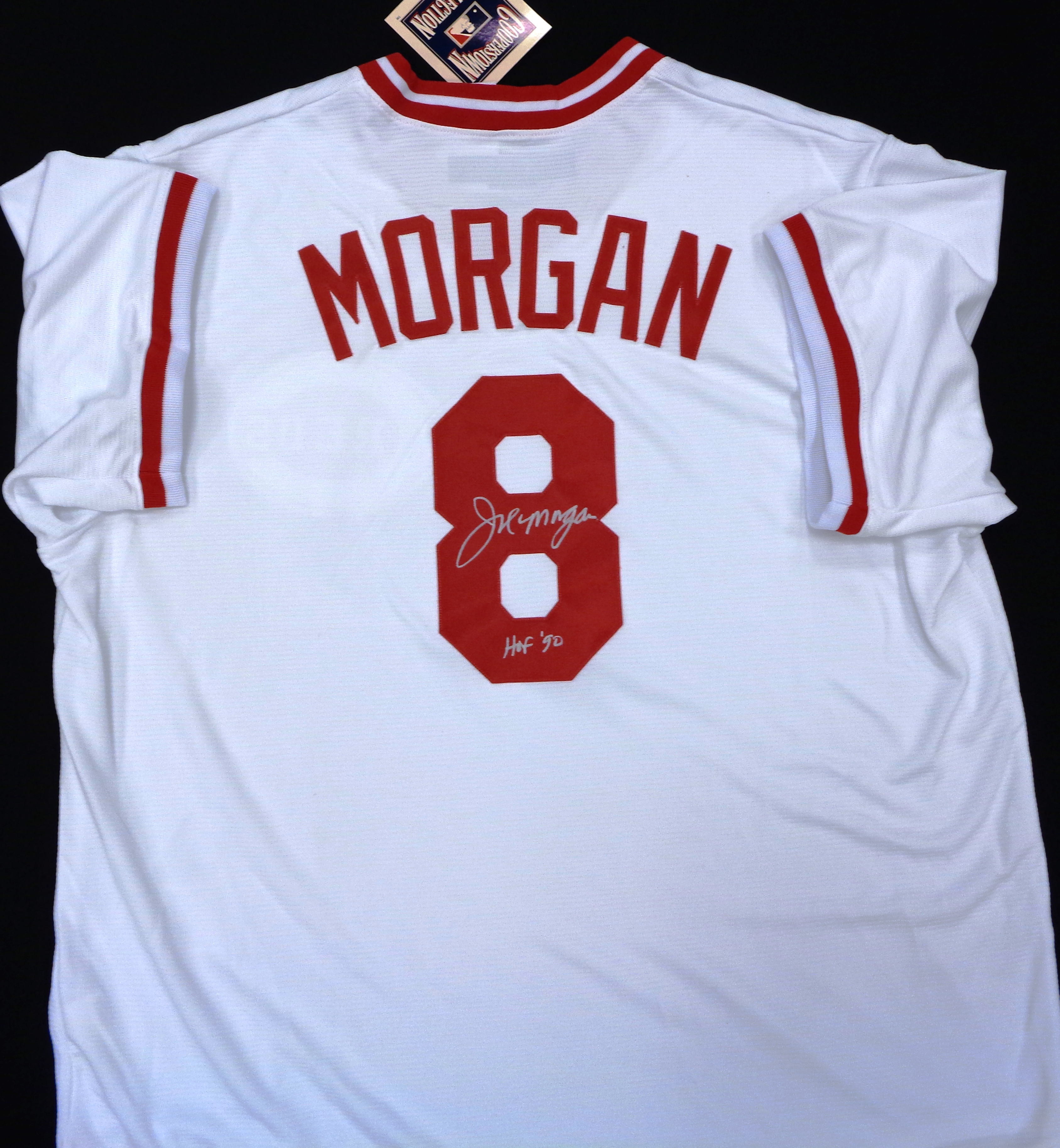 joe morgan jersey