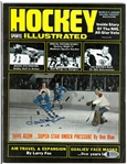 Dave Keon Autographed Hockey Illustrated Magazine