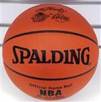 2004 NBA Finals Official Game Basketball