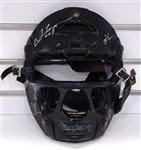 Tigers Greats Signed Catchers Mask