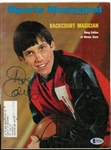Doug Collins Autographed 1973 Sports Illustrated