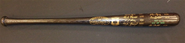 3000 Hit Club Limited Edition Louisville Slugger Bat