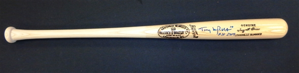 Tony LaRussa Autographed Official Game Model Bat