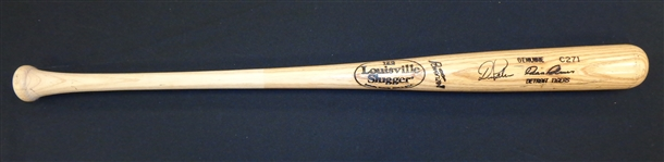 Dean Palmer Autographed Game Used Bat
