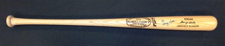 George Kell Autographed Official Game Model Bat