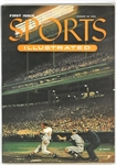 1st Edition Sports Illustrated Magazine with Original Mailing Sleeve