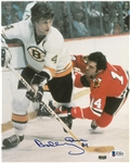 Bobby Orr Autographed 8x10 Photo