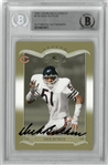 Dick Butkus Autographed 2003 Donruss Card