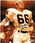 Billy Shaw Autographed 8x10 Photo