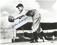 Charlie Gehringer Autographed 11x14 Photo