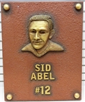 Sid Abel Bust from Olympia Stadium