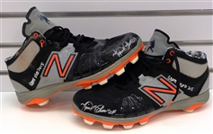 Miguel Cabrera Game Used & Signed Cleats