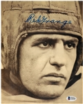 Red Grange Autographed 8x10 Photo