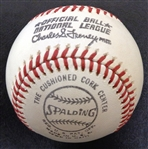 1970-76 Charles Feeney Spalding Official National League Baseball