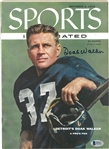 Doak Walker Autographed 1955 Sports Illustrated