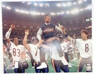 Mike Ditka Autographed 16x20 Photo