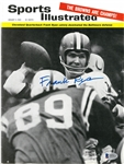 Frank Ryan Autographed 1965 Sports Illustrated