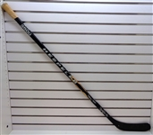 Doug Gilmour Game Used Autographed Stick