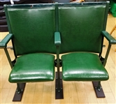 Olympia Stadium Set of 2 Original Seats