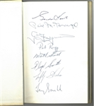 Terry Sawchuk & More Autographed Book