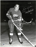 Frank Mahovlich Autographed 11x14 Photo