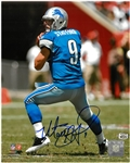 Matthew Stafford Autographed 8x10 Photo