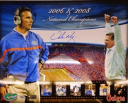 Urban Meyer Autographed 16x20 Photo