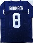 Allen Robinson Signed Navy Custom College Football Jersey (Penn State)