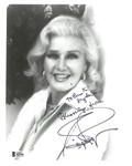 Ginger Rogers Autographed 8x10 Photo
