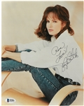Jaclyn Smith Autographed 8x10 Photo