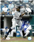 Curtis Granderson Autographed Tigers 8x10 Photo
