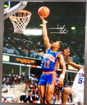 Isiah Thomas Autographed 16x20 Photo