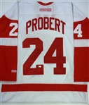 Bob Probert Autographed CCM Home Jersey (Kocur Collection)