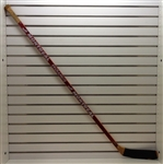 Nicklas Lidstrom Rookie Game Used Autographed Stick