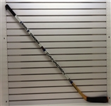 Harold Snepsts Game Used Stick (Kocur Collection)