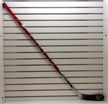 Henrik Zetterberg Game Used Signed Stick (Kocur Collection)
