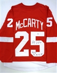Darren McCarty Autographed Fanatics Jersey (Kocur Collection)