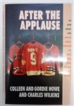 NHL Book Signed by Howe, Richard, Mikita, Hull, Gadsby, Geoffrion & Worsley