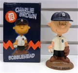 Charlie Brown Detroit Tigers SGA Bobblehead