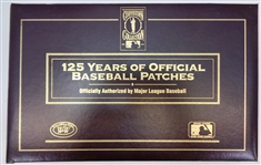 125 Years of Official MLB Patches