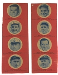 Detroit Tigers 1940s Cardboard Panels
