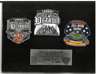 2005 MLB All Star Game L/E Pin Set