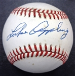 Luke Appling Autographed Baseball