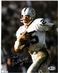 Fred Biletnikoff Autographed 8x10